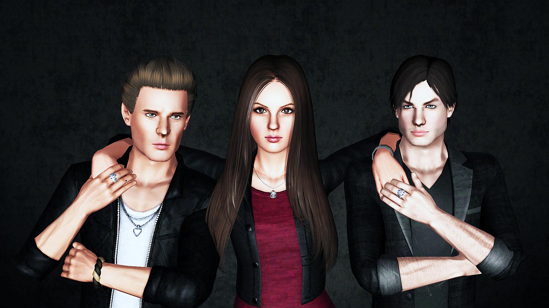 sims 4 vampire how to create vampire