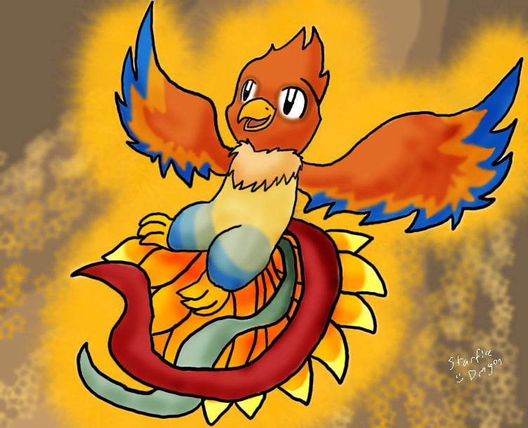 Webkinz Phoenix by Starfiredragon4 on DeviantArt