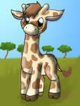 Webkinz Giraffe