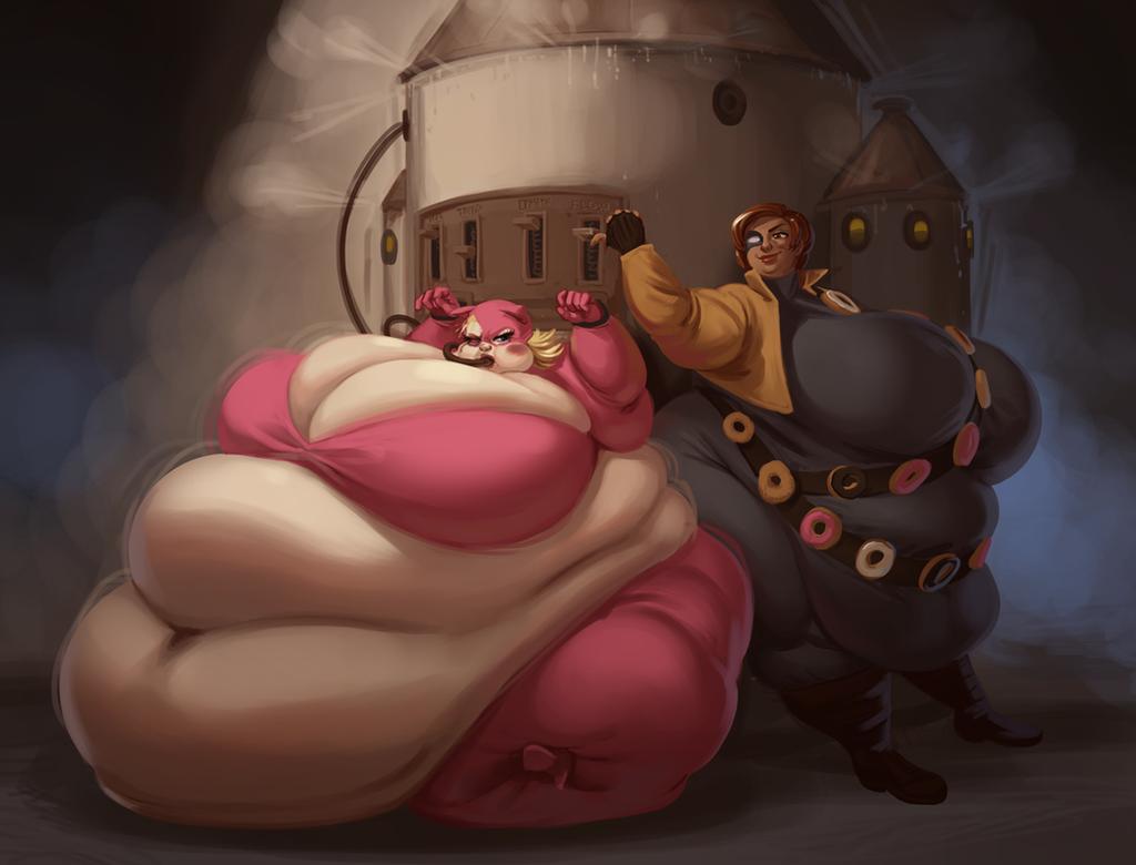 Cream Machine by 0pik-0ort