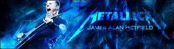 James Alan Hetfield by Actionx