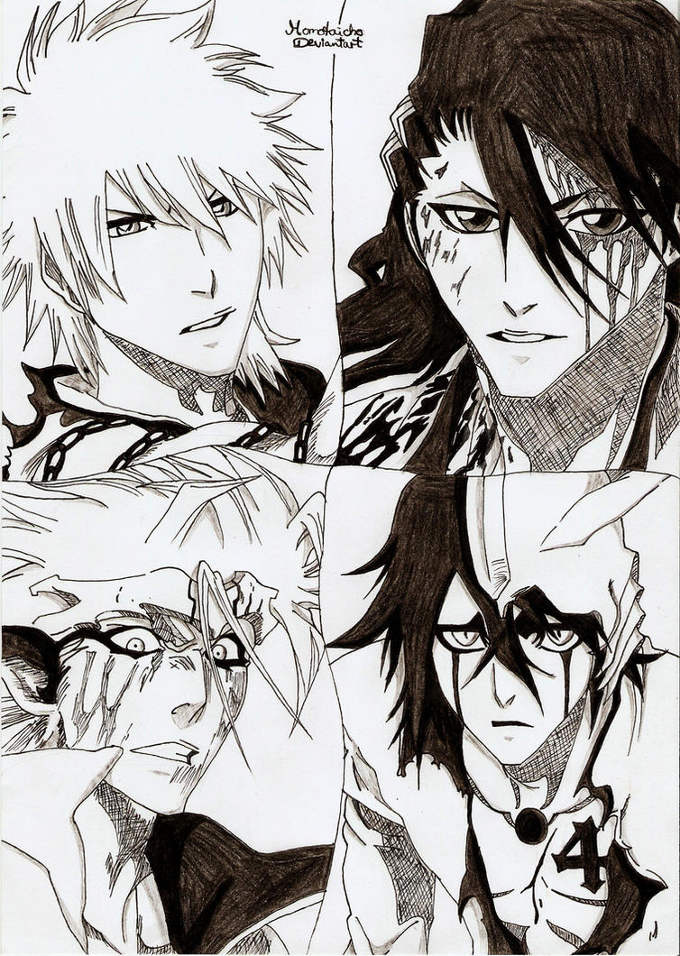 The best fights in Bleach by DevilishMirajane