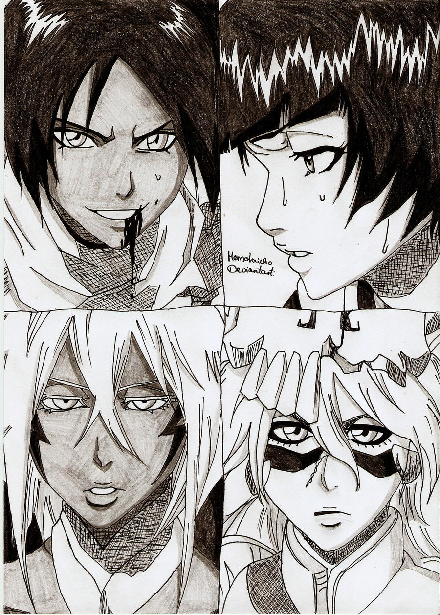 The strongest female Bleach charas by DevilishMirajane