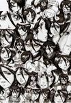 Rukia Kuchiki collage