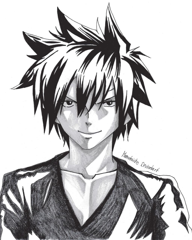 Portrait Gray Fullbuster by DevilishMirajane