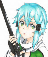 Call of Sinon by Devi-chans-Art