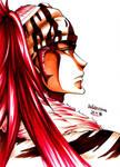 The Villain- 3-Marker-Challenge by Devi-chans-Art