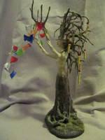 prayer tree nature spirit by acg723