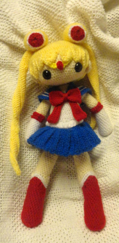 Amigurumi Moon Pattern : Sailor Moon Crochet by MercuryDemosthenes on DeviantArt