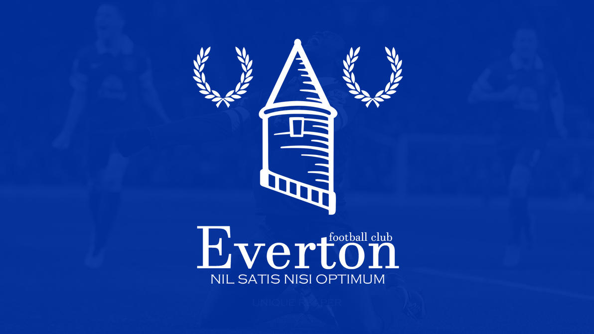 Everton Football Club Wallpaper By UniqueReaper