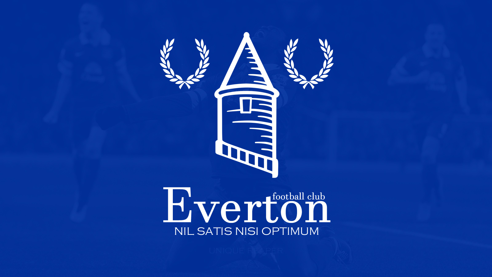 Everton Football Club wallpaper by UniqueReaper on DeviantArt