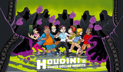 Houdini's Silver Dollar Misfits by mathieub