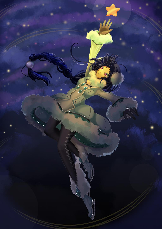 ALYS Promesse to the stars by MissPaka
