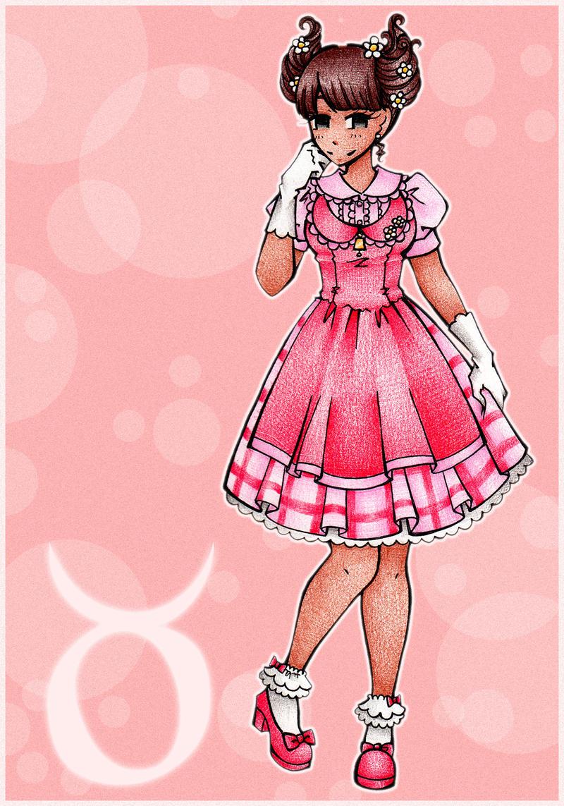 Lolita Zodiac: Taurus by devdasi