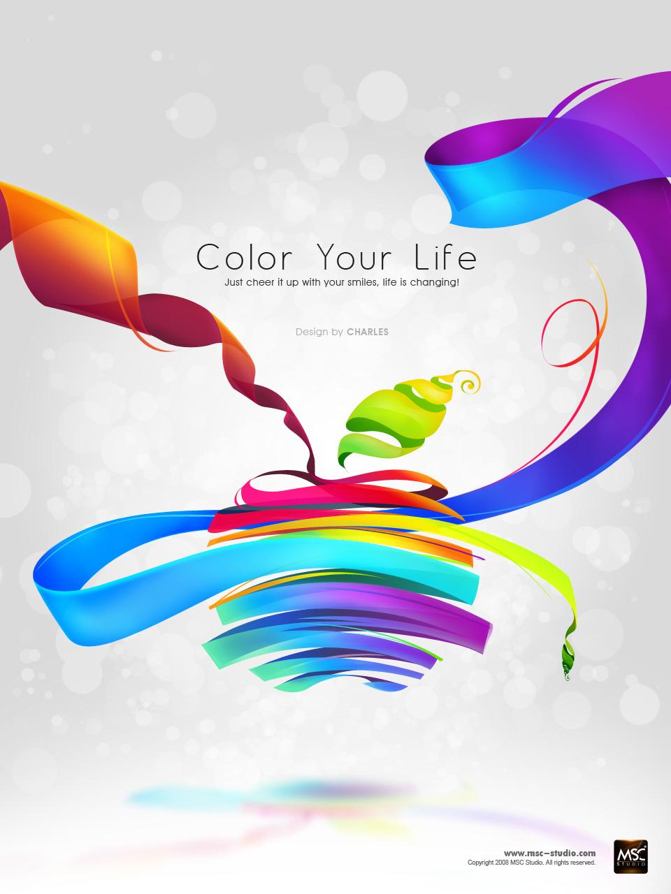 color your life by melza125 on deviantart. Black Bedroom Furniture Sets. Home Design Ideas