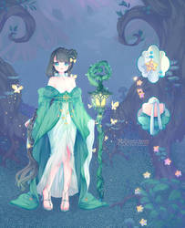 [CLOSED] NYMPHIRIA: Forest Myth III by QueenofReveries