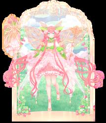 [OPEN] NYMPHIRIA: Strawberry Secret Garden I by QueenofReveries