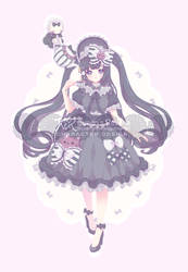 [OPEN] REVERIE DOLL: Dreamy Collection II by QueenofReveries