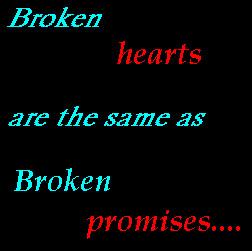 Broken hearts by MayberryButterfly
