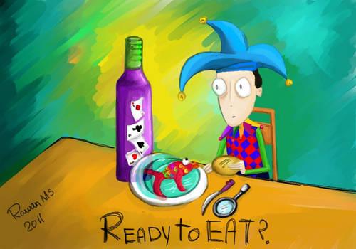 mangia l'universo