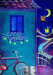 La Bicicletta Rossa by yaldIz