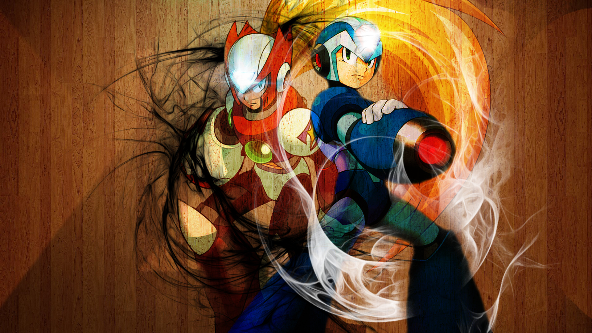 Megaman X By Anzero2 On Deviantart