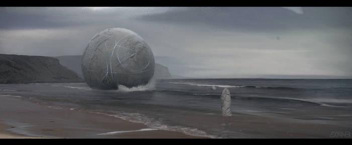 The Shore by PabloCarpioArt