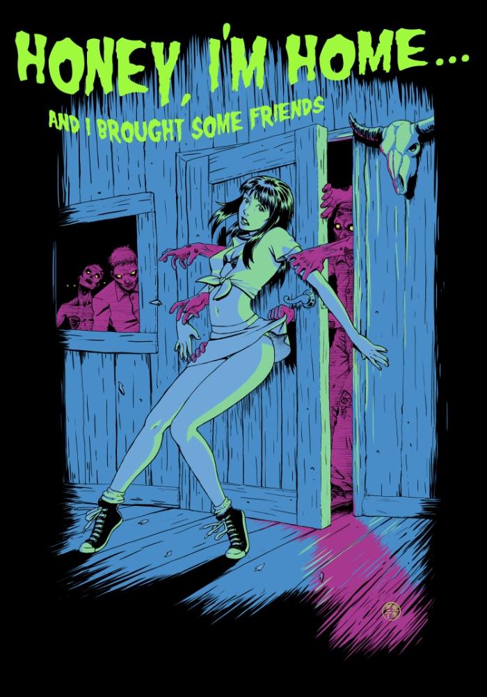 Zombie-girl-mfb-prints by senseidani