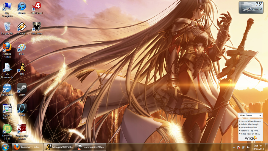 valkyrie wallpaper. Valkyrie Profile Wallpaper by