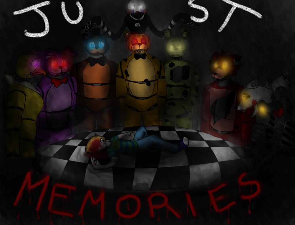 FNaF 'Just Memories' by Conimania