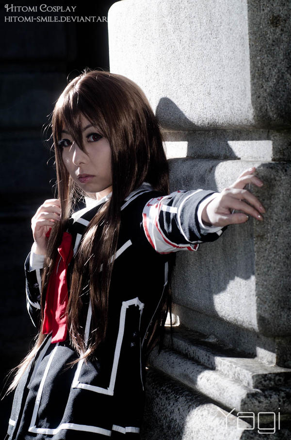 I'm not the ''Yuuki'' that you knows anymore by Hitomi-Cosplay