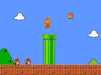 Super Mario Bros. Tribute by kupo6x