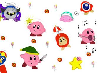 Kirby Fan Art by kupo6x