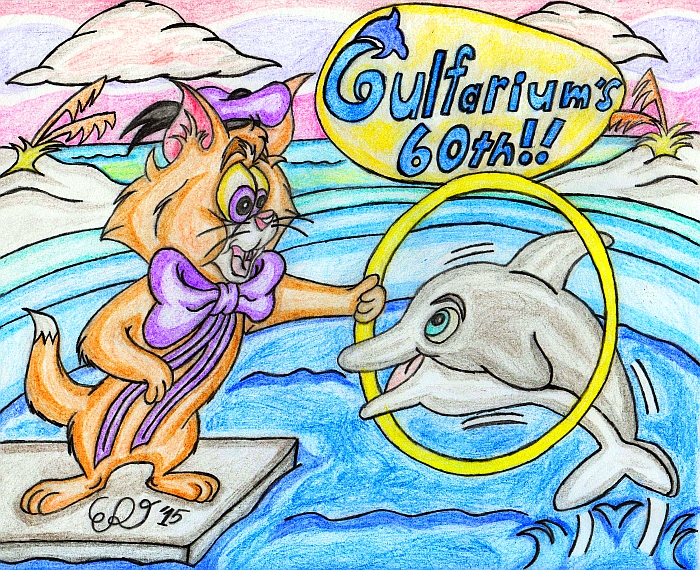 Gulfarium by WrongWayWhiskers