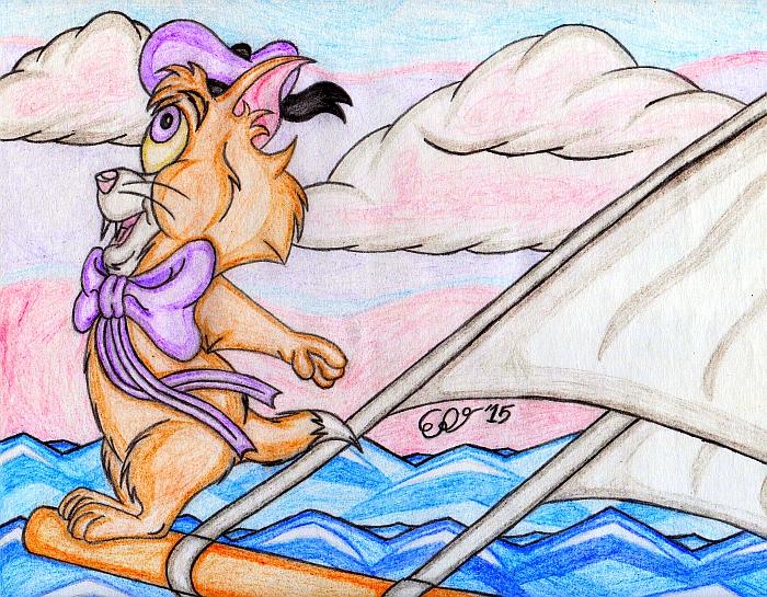Bring Me That Horizon! by WrongWayWhiskers