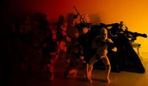 vader troops