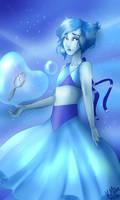 Lapis Lazuli - Steven Universe by Vmillzy