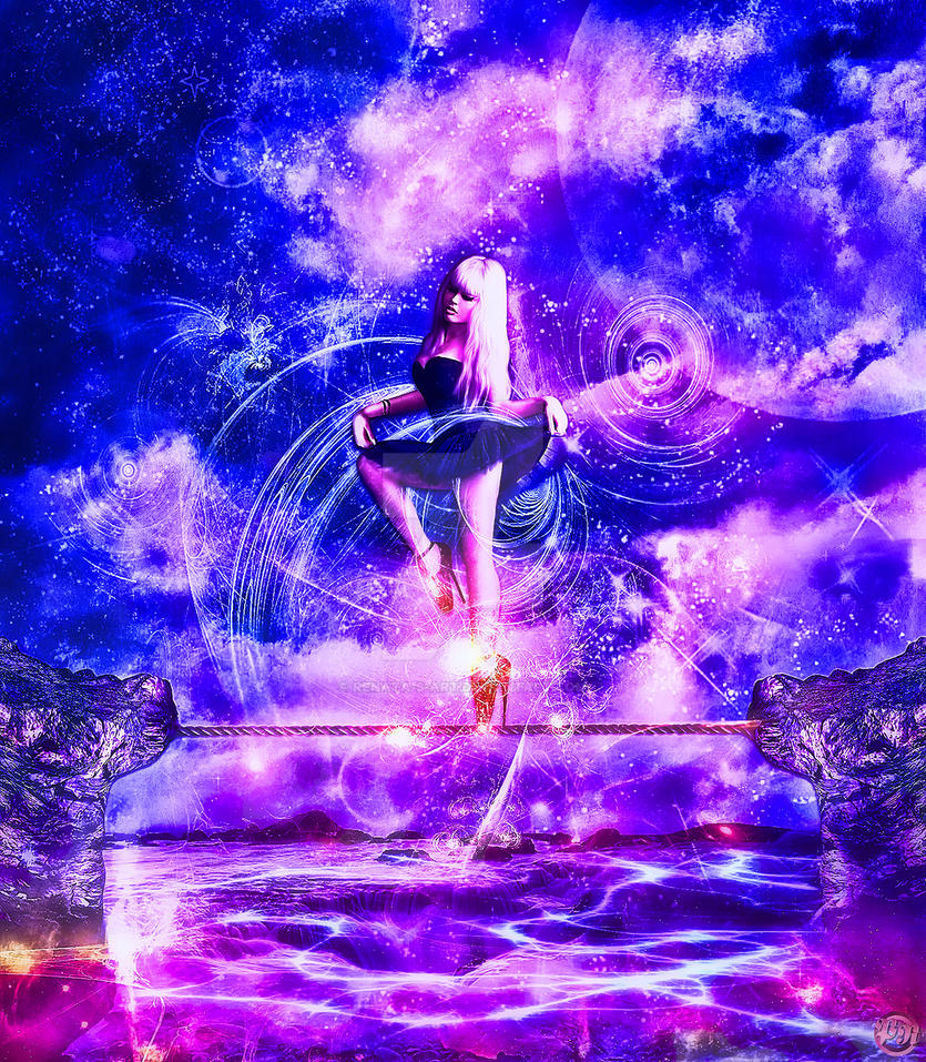 Ballet Dancer by Renata-s-art