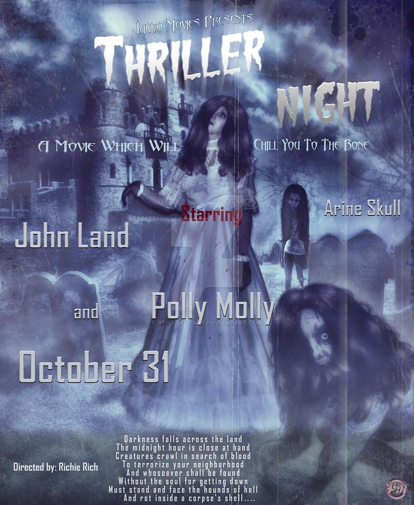Thriller Night by Renata-s-art