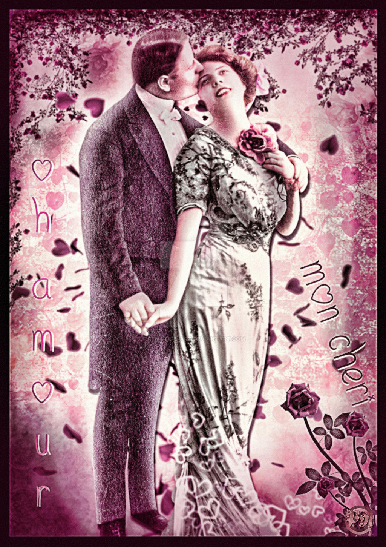 Old Romance by Renata-s-art