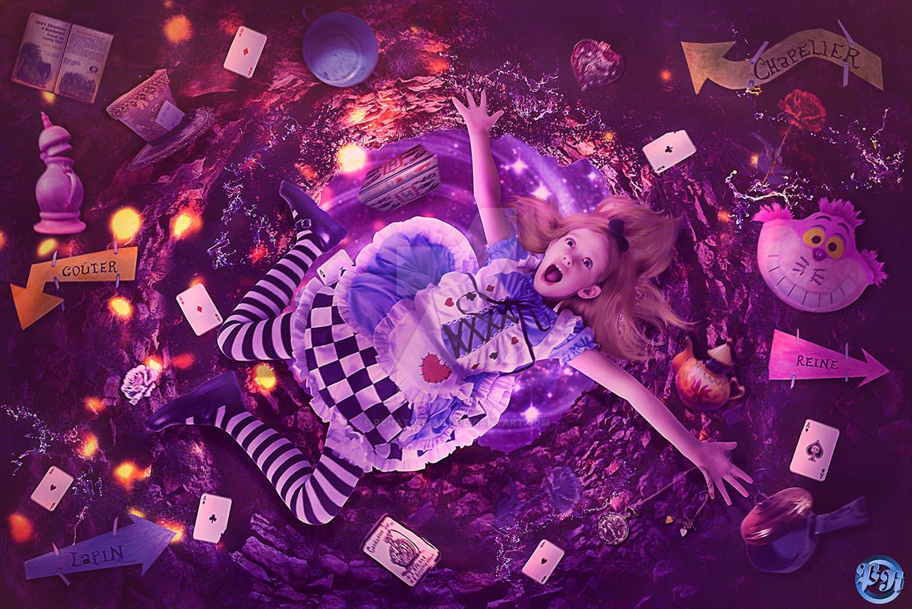 Falling to Wonderland
