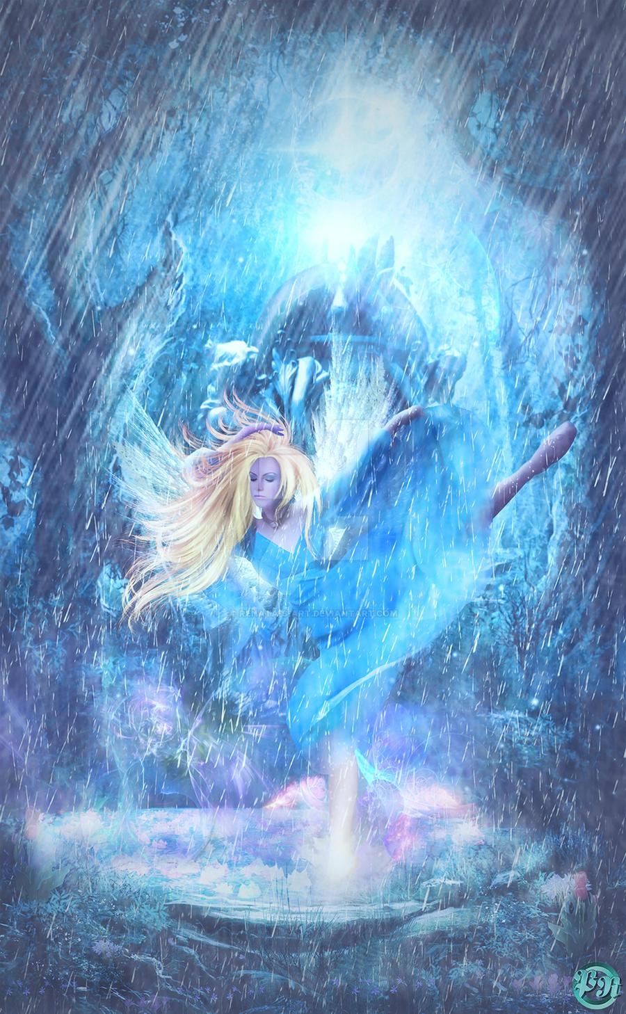 Amada lluvia(Beloved rain)