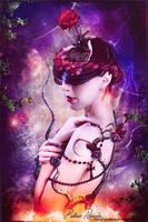 Flowering Mind by Renata-s-art