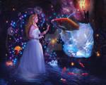 Underground Aquarium