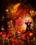 The Witch of Pumpkinlandia