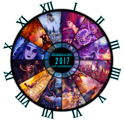 Art Summary of the Year 2017