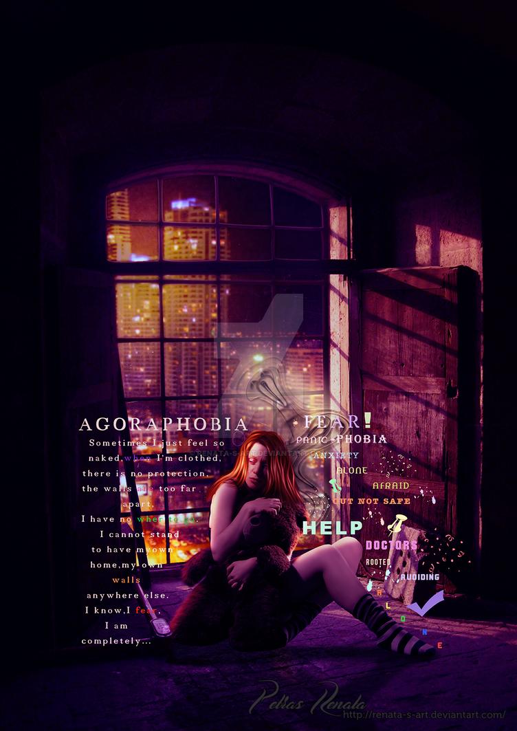 Agoraphobic by Renata-s-art