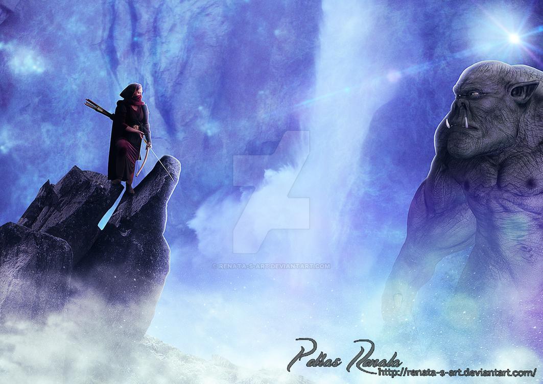 Robina Hood's Ogre Hunt by