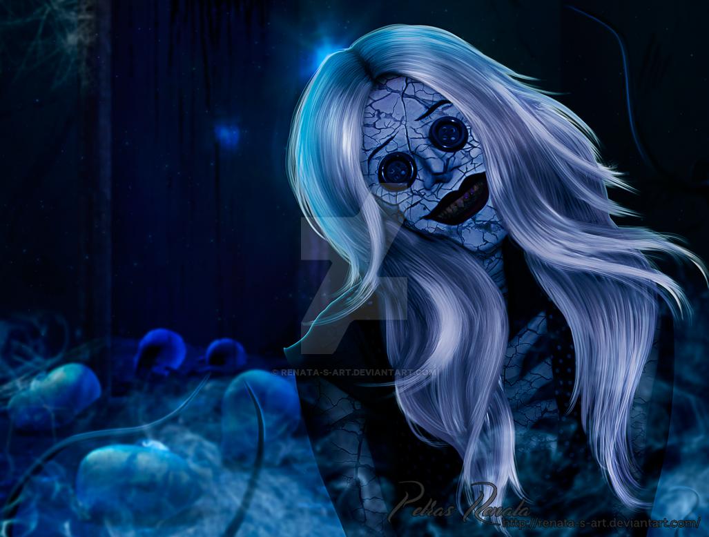 Bad to the bone by Renata-s-art