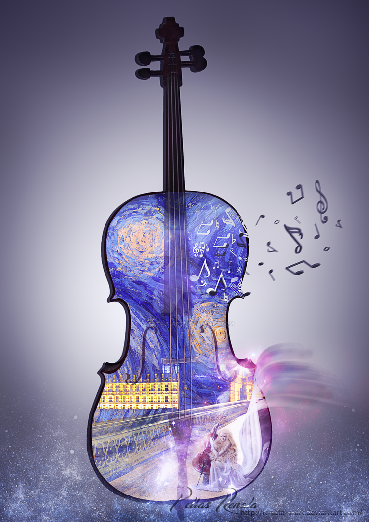 Wings of Music by Renata-s-art